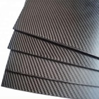 Carbon Sheet High Strength 1mm 2mm 3mm 3k Carbon Fibre Sheet For Wholesale