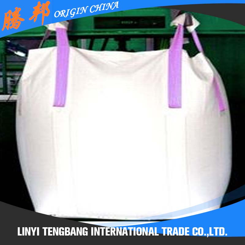 pp woven sling ton bag fibc manufacturer in dubai for export using