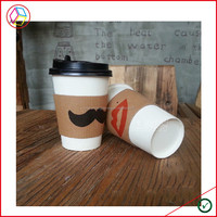 High Quality Paper Coffee Cup Sleeve