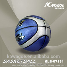 Wholesale high quality lamination Glossy basketball