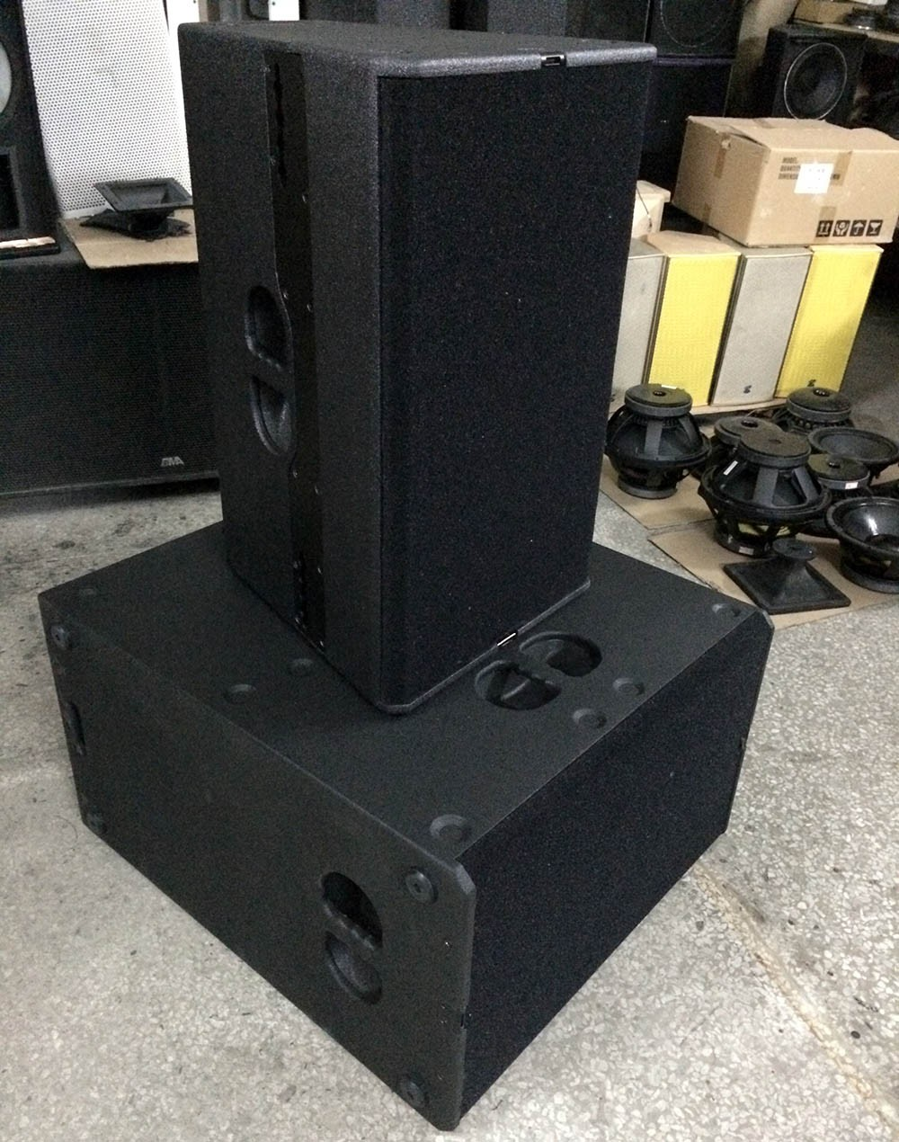 PA system tw audio T24 loudspeaker professional sound system