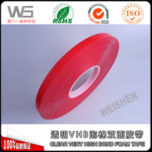 Automobile Fixing Of Wheel Cap VHB Acrylic Foam Adhesive Tape