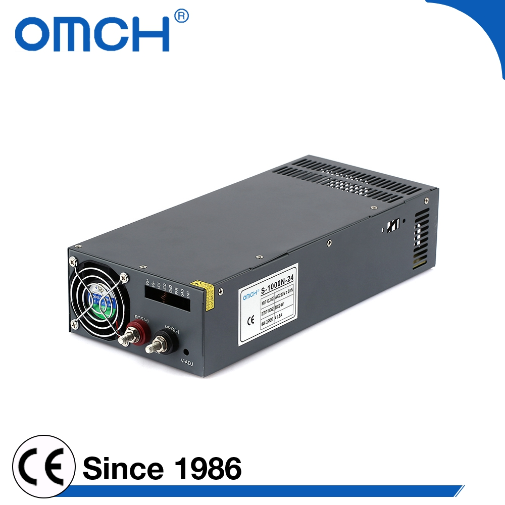 1200w 12v 24v 48v 100 amp dc switching power <strong>supply</strong>