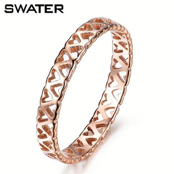 Dubai Rose Gold Jewelry Fashion Ring How To Make A Ring Buy How To