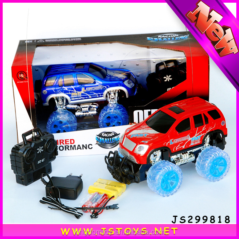 Hot Selling Good Quality 1:8 Radio Control Car With Big Wheel