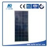120W 18v poly solar panel for Home use or caravan