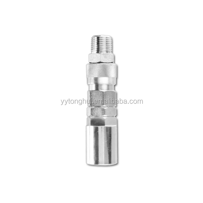 Super High Pressure Hydraulic Quick Coupling