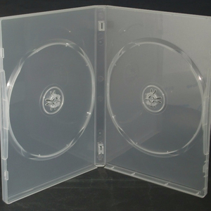 Top 10 quality hot sale 14mm double dvd case/box for movie