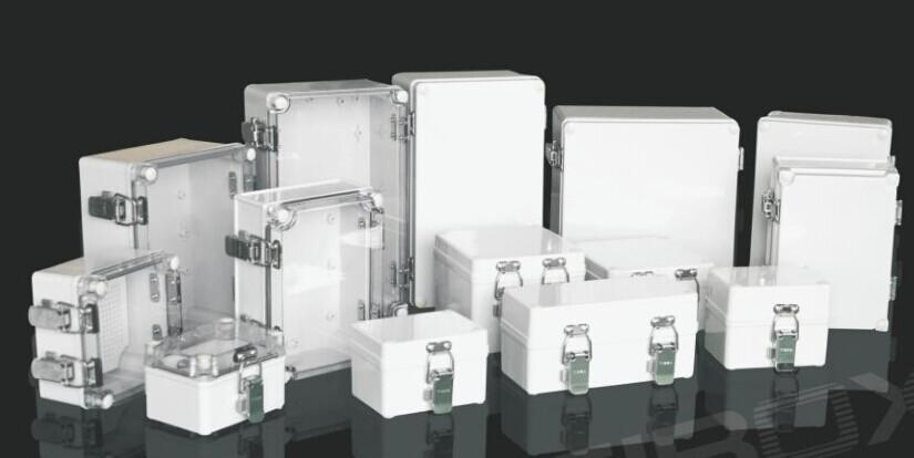Abs Waterproof Pvc Junction Box Electrical Plastic