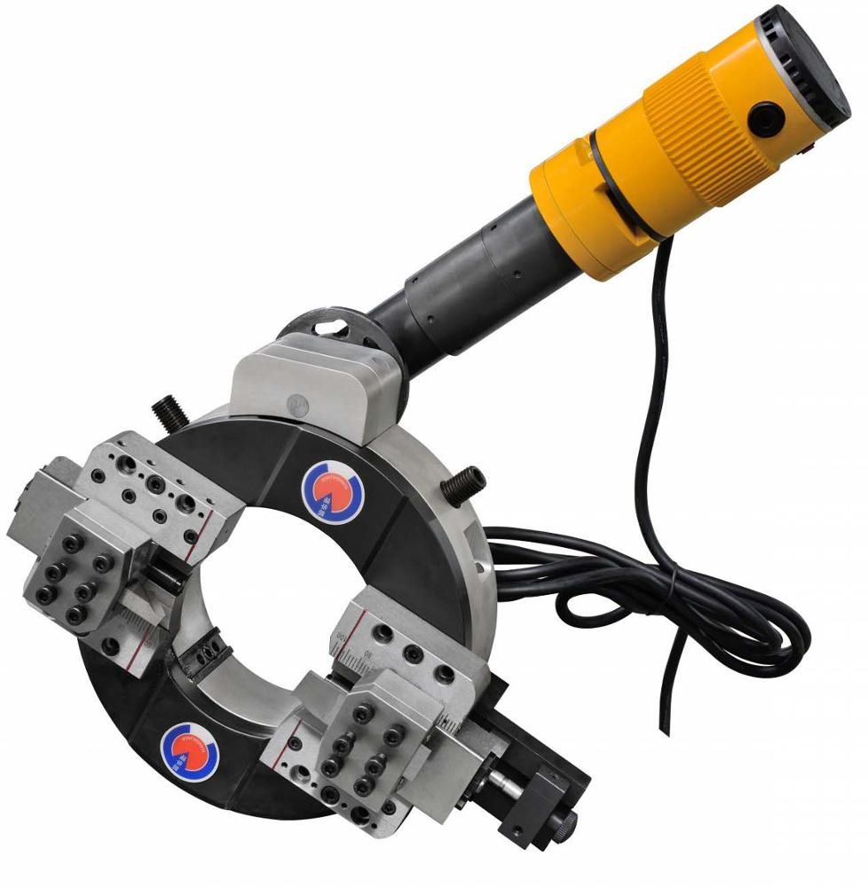 Mechanical pipe cutter what is the best paint to use on concrete?