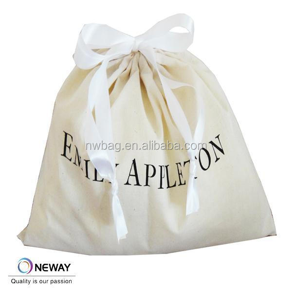 High Quality Whole Cotton Dust Bag For Handbag Custom Gift Bags With Logo