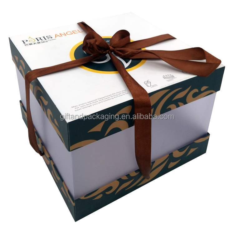 New design mysterious chocolate packaging box with great price