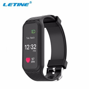2018 New Products Blood Pressure Monitor Heart Rate Smart Bracelet