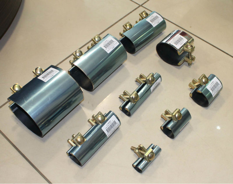Pipe Leak Repair Clamp - Buy Pipe Repair Clamp,Leak Repair Clamp ...