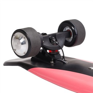 Four Wheels Self Balancing Electric Scooter mini Electric Skate board