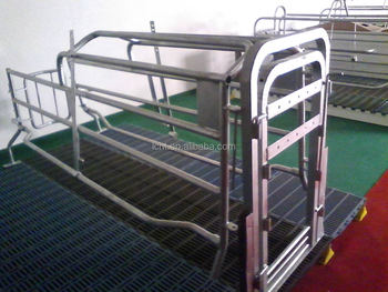 Gestation Crate/agricultural/poultry/pig Equipment/farrowing ...