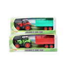 children friction car 5 lots plastic toy truck trailer