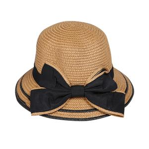 13de4497268f9 Female Round Top Summer Hat