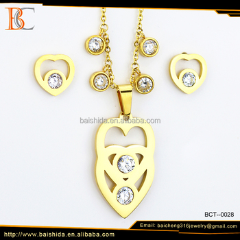 italian hadmade gold jewelry sets manufactured designer jewelry