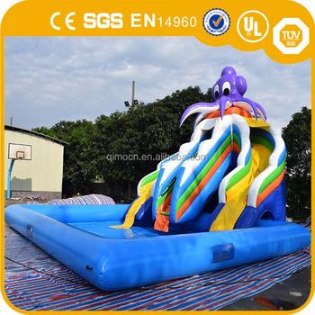 inflatable inground pool slide.  Slide Hot Sell Inflatable Octopus Slide With Poolinflatable Pool Slides For Inground  Poolswe For Inflatable Inground Pool Slide