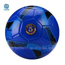 pvc leather sporting goods wholesale soccer ball