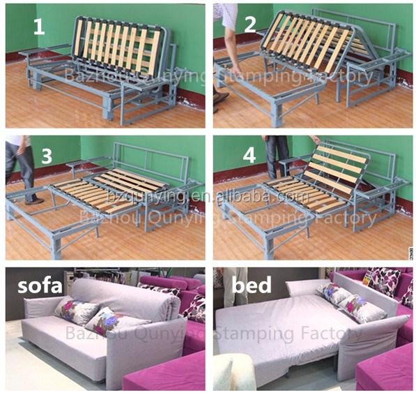 El m s barato de metal marco de mecanismo de sof cama for Muebles el mas barato