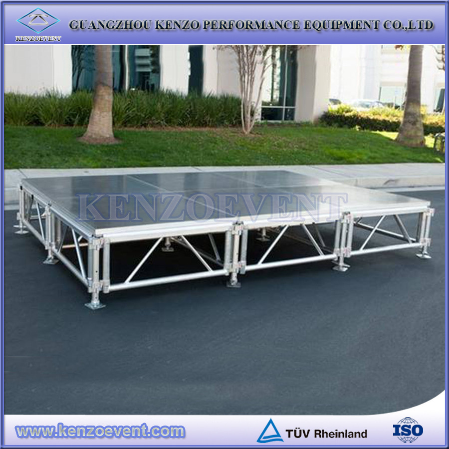 Used Portable Stage For Sale Lightweight Platform Buy