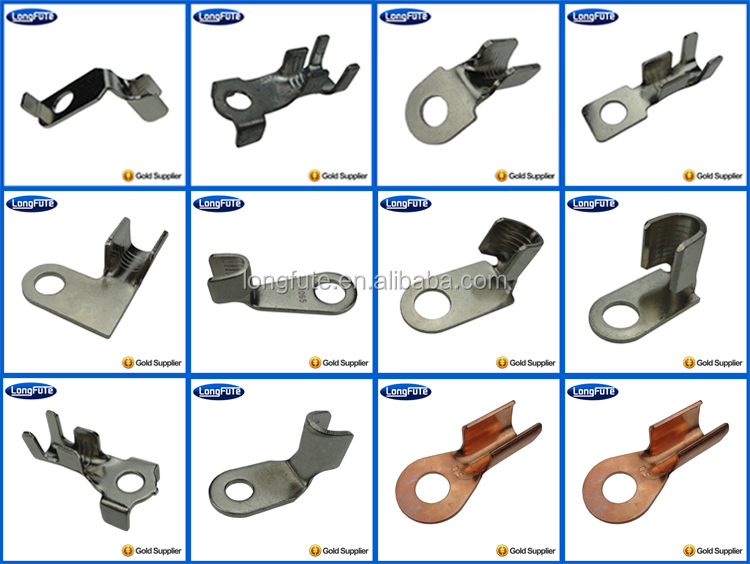 China Car Battery Clamps Terminal Cable Splicing Wire Connectors ...