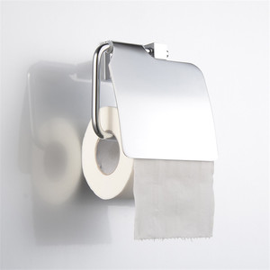 Wall Mount OEM Brass bathroom fitting Toilet Paper Tissue Holder