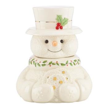 Lenox Glücklich Holly Tage Weihnachten Food Lagerung Porzellan 9 \