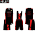 Basketball Clothing, Best Basketball Uniform Design Color Black, European Basketball Uniforms Design