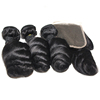Raw Hair Extension Loose Wave Brazilian Virgin Personal Label Designed High Quality