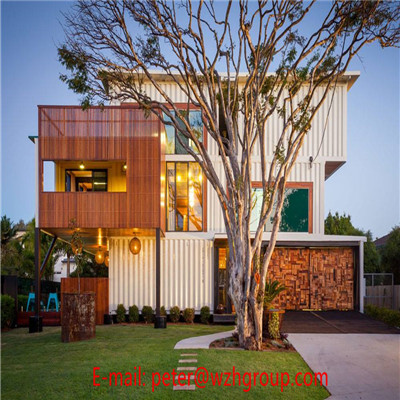 Factory Direct Sale Australia Design Low Cost Prefab Container House