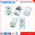 BXK58 China High Quality Outdoor Indoor IP65 66 220V 380V Aluminum Alloy Explosion Proof Control Box (IIB,IIC)