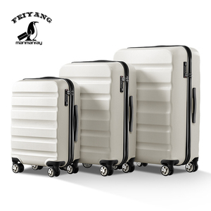3pcs travel luggage bags new design trolley suitcase set