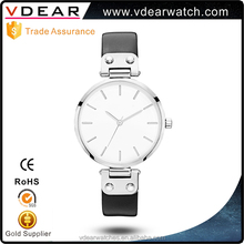 China factory made brand name elegant ladies fancy wrist watches