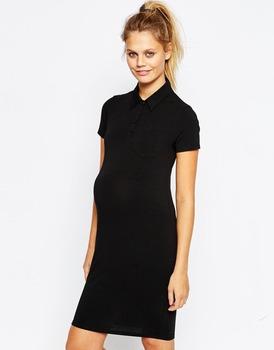 Maternidad La Vestido vestido Maternidad De Para Maternidad Polo Calidad Product On Alta ropa Mujer Buy Embarazada Nn8kX0PwO