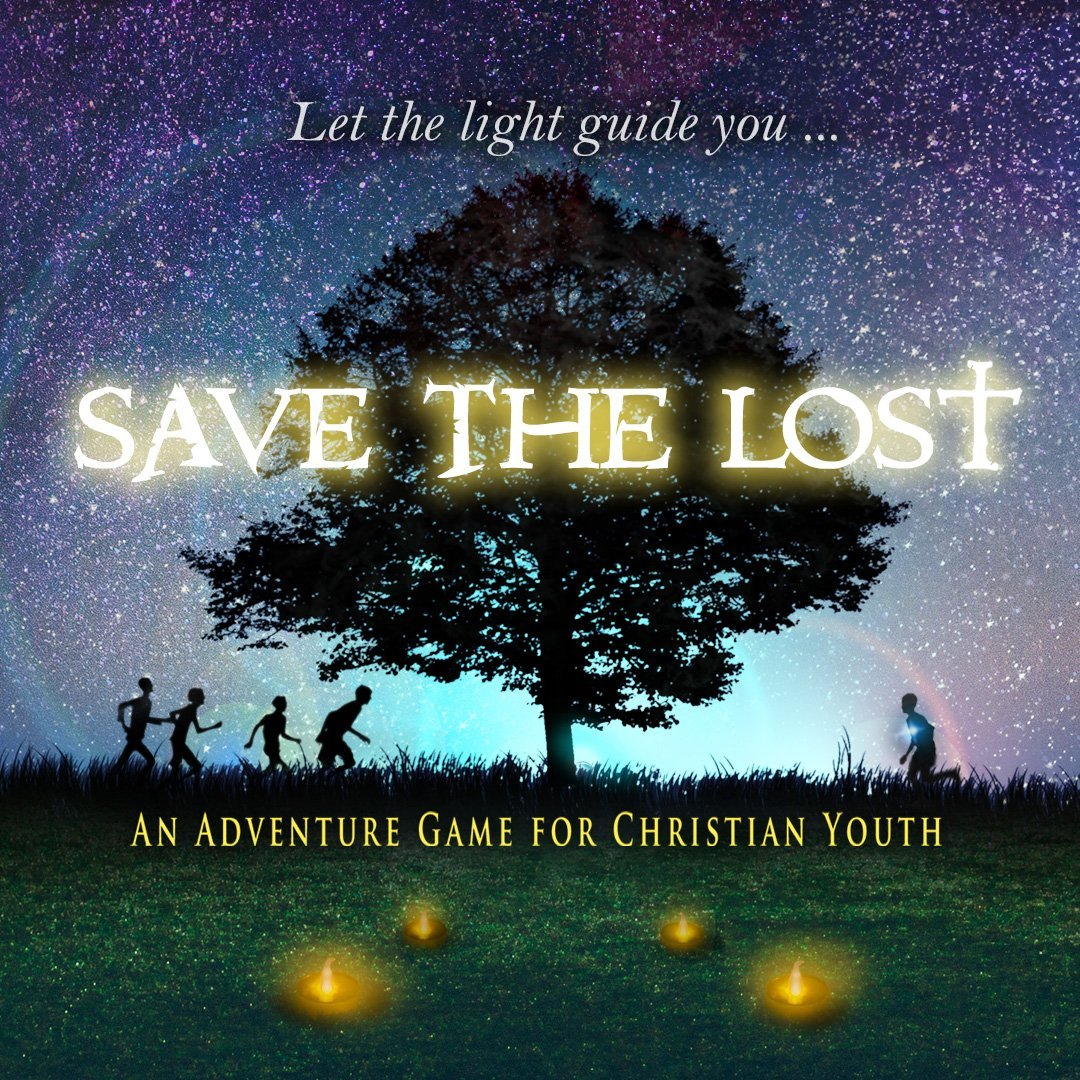 Save the Lost - an Active Bible Game for Christian Youth Groups, Church Activities and Youth Ministries