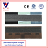 Brown Wood Laminated Asphalt Shingle