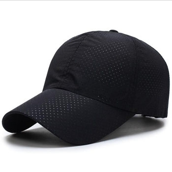 ac91d1d70b792 High Quality 100% Polyester Custom Full Mesh Dry Fit Baseball Hat ...