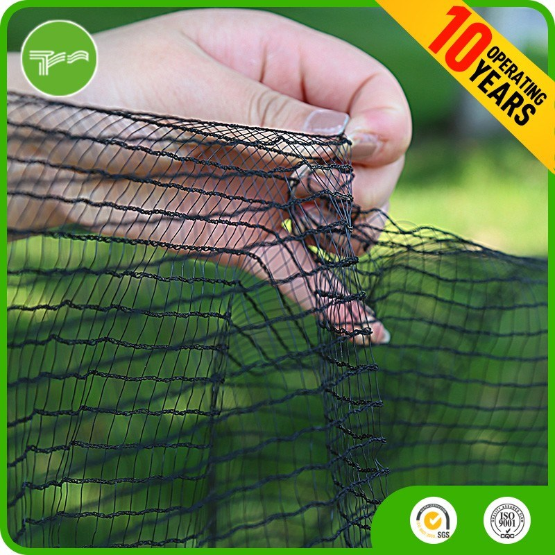 HDPE vineyard anti bird protection netting
