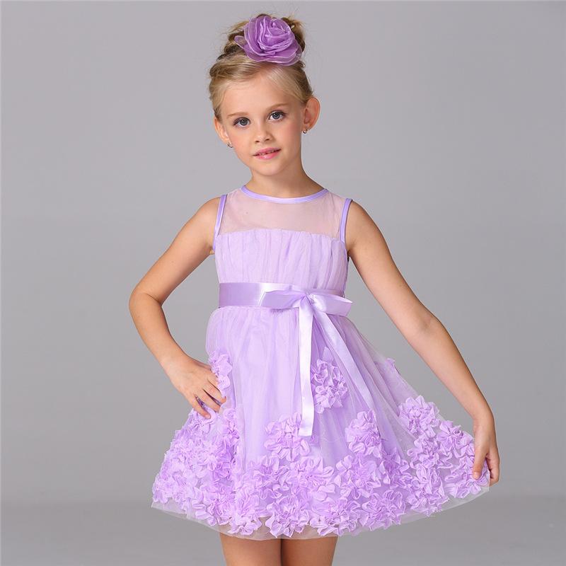 Venta al por mayor moda para niña de 7 años-Compre online los ...
