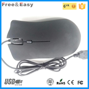 High quality brand name computer 6d optical mouse with FCC standard