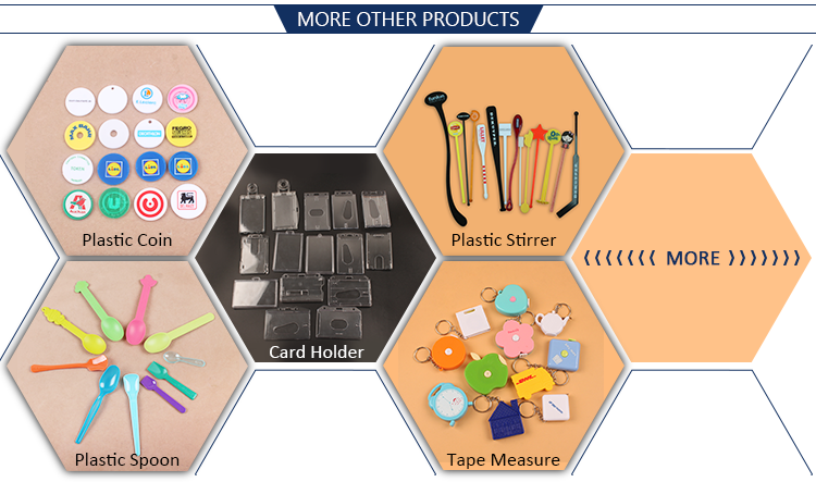 Kundenspezifischer faltbarer Plastikventilator