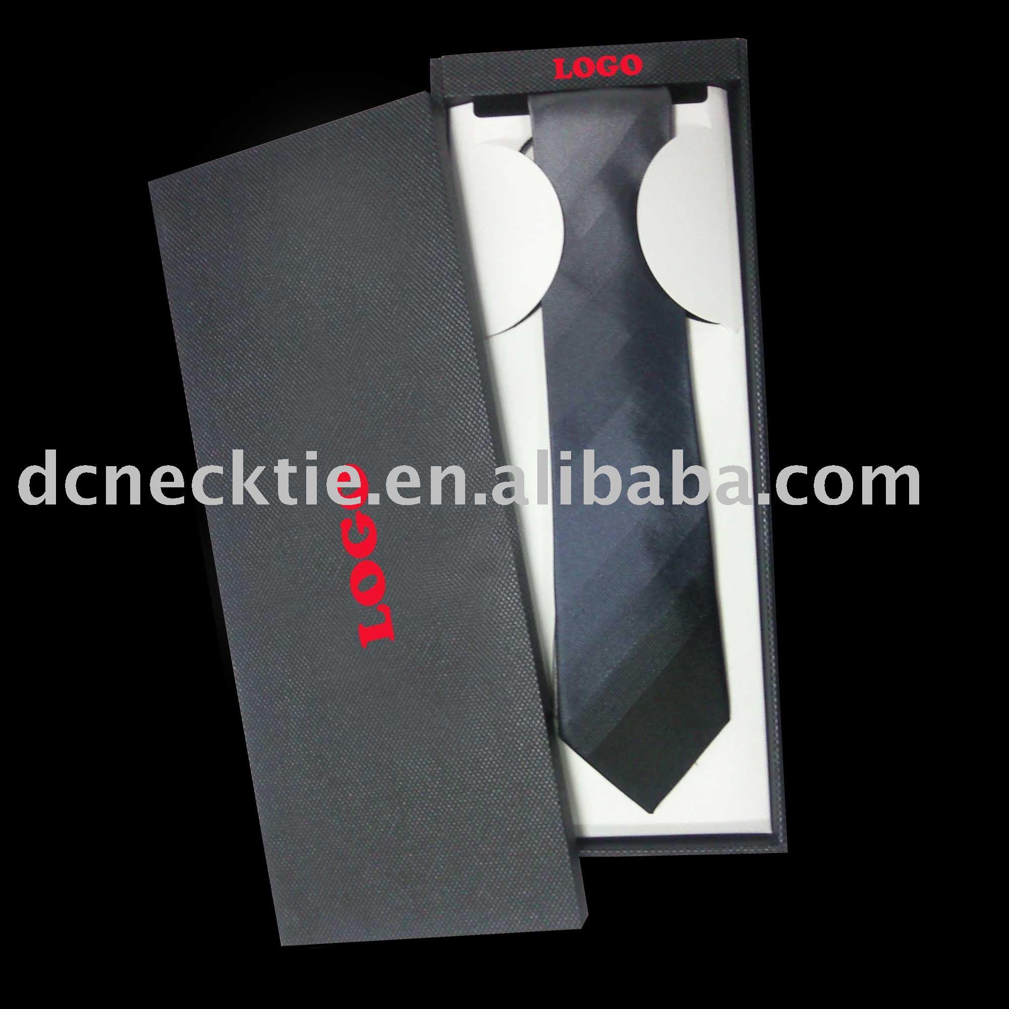 Bussiness Necktie Gift Box - Buy Necktie Gift Box,Paper Necktie ...