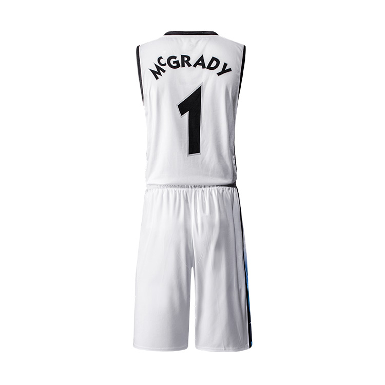 c907ff161d8 High School Coolest Basketball Uniforms Adult Plain White Basketball Jersey  Team Sports Personalized Youth Basketball Kit