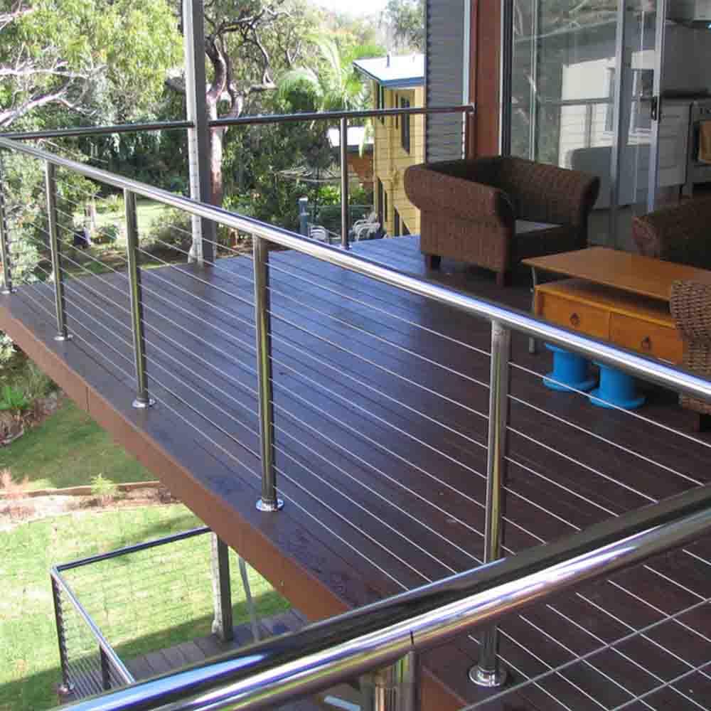 Hot Sell Stainless Steel Pipe Railing Terrace Balustrade For Balustrade Inox Buy Balustrade Stainless Steel Balustrade Stainless Steel Railing Product on
