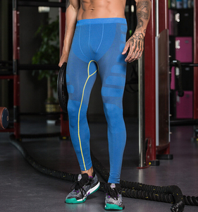 OEM Fitness Leggings Men Compression Sportswear Sports Wear
