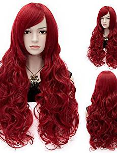 Wigs have an attractive convenience fashion Fashion Natural Wave Lady Wigs Hair Synthetic Hair Wigs