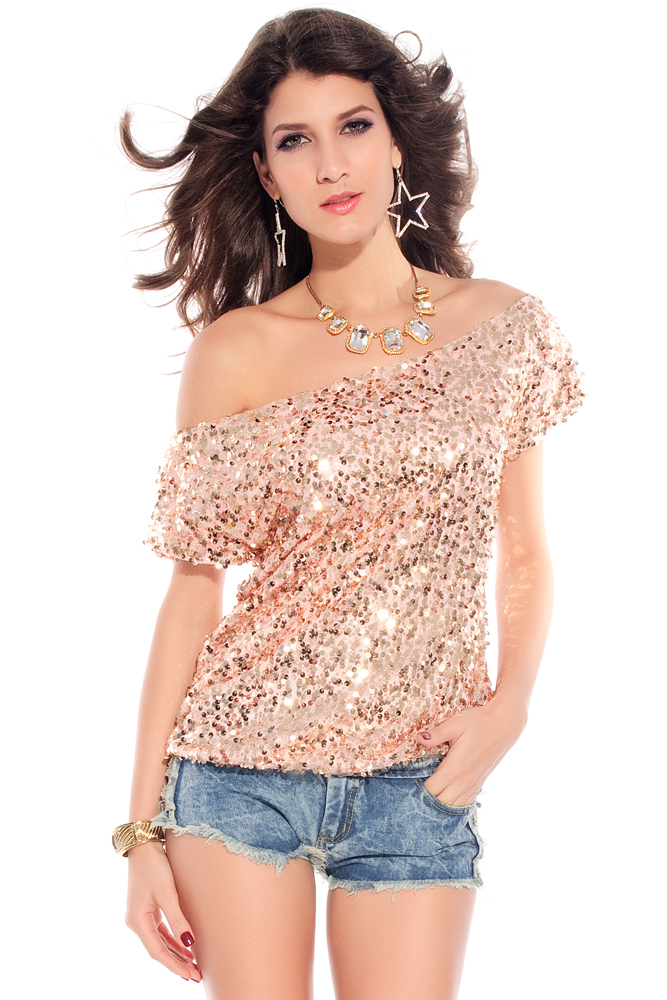 Super Cheap Sequin Women Tops, find Sequin Women Tops deals on line at  &YB22